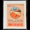 Griechenland Ελλάδα Greece 2014 Michel Nr. 2805 Misko, Stadtansicht, Landschaft