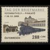 Österreich 2016 Nr. 3294 Tag der Briefmarke Szombathely-Pinkafö Sondermarke