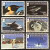 Britische Antarktis BAT 2016 Nr. 729-34 Emperor Penguin Humpback Whale