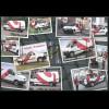 Belgien Belgium 2013 Block 172 Europa Postfahrzeuge PKW Transporter