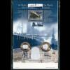 Belgien 2012 Block 168 100. Jahrestag des Untergangs der Titanic
