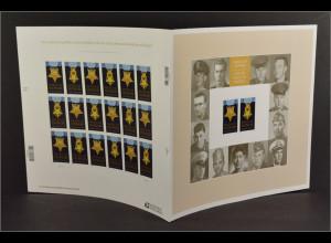 USA 2013-2014 Folienbogen Michel Nr. 5015-16 II BA Verdienstorden