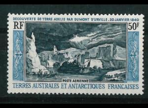 Französische Gebiete in der Antarktis TAAF Michel Nr. 31