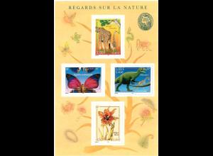 Frankreich Michel Nr.Block 23 Naturhistorisches Museum vom 17. Juni 2000