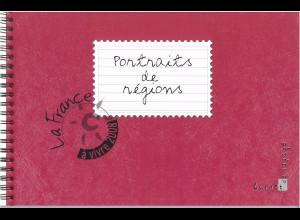 Frankreich Mi.-Nr. 4484-93 Markenheft Aspekte der Regionen 2008