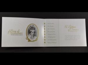 Insel Man, Isle of Man 2015, Michel Nr. 2073-80, Regentschaft Kg. Elizabeth II.