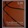 Kroatien Croatia 2015 Michel Nr. 1203 Eurobasket in Kroatien, Ballsport