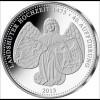 Landshuter Hochzeit 2013 Medaille in Silber Durchm. 30 mm Sonderprägung Landshut