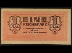 Deutsche Wehrmachtsausgaben im II. WK, 1 Reichsmark, 1942-31.12.1944, Ro. 505