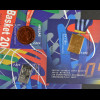 Griechenland 2009 Block Nr. 49 bis 51 Medaillengewinne