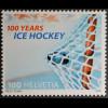 Schweiz 2008 Michel Nr. 2046 100 Jahre Schweizerischer Eishockeyverband