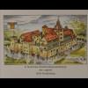 Najubria 1983 Blatt zur Sonderpostkarte Rodenberg Briefmarkenausstellung Jugend