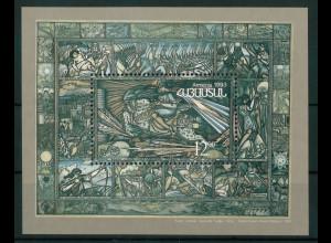Armenien Block 2 Armenisches Kulturerbe Gemälde vom 23. Mai 1993