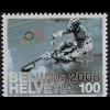 Schweiz 2008 Michel Nr. 2066 Olympische Sommerspiele Radsport Mountainbike