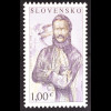 Slowakei Slovakia 2015 Michel Nr. 773 200 Geburtstag Ludovit Stur Gelehrter