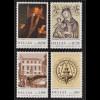 Griechenland Ελλάδα Greece 2015 Nr. 2859-62 350 Jahre Flanghinis Universität