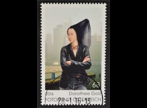 Österreich 2016 Nr. 3245 Dorothee Golz Gemälde Fotokunst Österreich