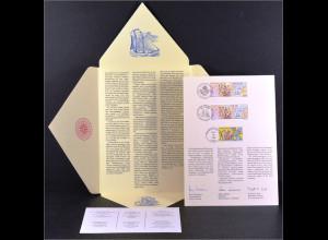 USA 1974 Finnland 1048 Schweden 1473 Neu-Schweden Parallelausg.Joint Issue 1988