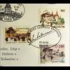 Frankreich MiNr. 3055 Georges Simenon Gemeinschaftsausgabe Schweiz Belgien FDC