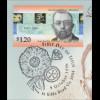 Australien Michel Nr. 1605 Maxikarte MK Ferdinand von Mueller Joint Issue