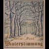Bund BRD Ersttagsbrief FDC Michel Nr. 2431 Post Winterstimmung
