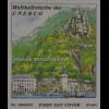 BRD Ersttagsbrief FDC Michel Nr. 2536 UNESCO-Welterbe Oberes Mittelrheintal