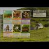 Alderney 2016 Block 40 Naturschutzgebiet Longis Schmetterling