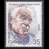 Serbien Serbia 2015, Michel Nr. 588, 100. Geburtstag von Branko Copic