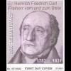 BRD Ersttagsbrief FDC MiNr. 2624 250. Geburtstag Karl Freiherr vom und zum Stein