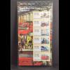 Großbritannien 2016 Automatenmarken MiNr. 103-108 Postverkehrsmittel Postsegler
