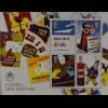 Großbritannien 2016 Block 99 500 Jahre Britische Post Classic GPO Poster