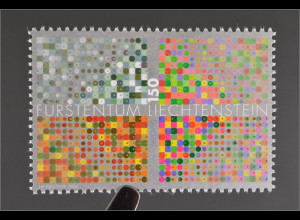 Liechtenstein 2016 Nr. 1792 Die Vier Jahreszeiten Marken mit UV-Lackierung