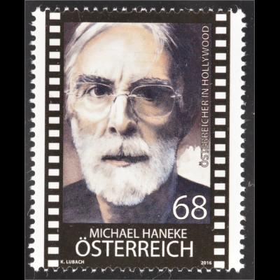 Österreich 2016 Nr. 3262 Österreicher Hollywood Michael Haneke Filmregisseur