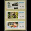 Dänemark Denmark 2016 ATM 90-92 Nordia 2016 Sauna Bären Weihnachtsmann