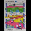 Niederlande 2016 Michel Nr. 3447-56 Postcrossing Postwesen Postbeförderung