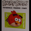 Angry Birds Red Briefmarke Finnland 2013 Block Nr. 77 Artillerie Computerspiel