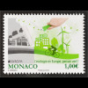 Monako Monaco 2016 Michel Nr. 3294 Europa Ökologie Think Green Naturschutz