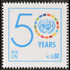 Verei. Nationen UNO Wien 2016 Nr. 917 50 Years Together for a sustainable future