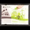 Polen Polska 2016 Nr. 4831 Europa Umweltbewusst leben Ökologie Think Green