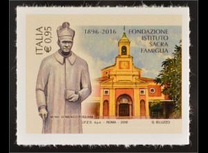 Italien 2016 Michel Nr. 3886 Gemeinsinn Heilige Familie Domenico Pogliani