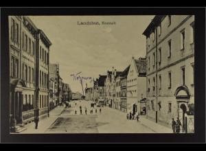 Ansichtskarte Landshut an der Isar Ndb. Neustadt