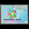 Andorra spanisch 2016 Nr. 440 La Vella Lateinamerkanische Kulturhauptstadt