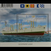 Slowenien Slovenia 2016 Block 88 Schiffe Schiffsverkehr Piran Slovenske Ladje