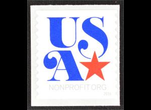 USA Amerika 2016 Michel Nr. 5235 Vereinigte Staaten von Amerika Star Stern