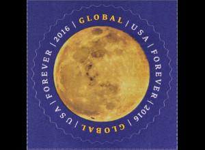 Rückporto Briefmarke von USA Amerika internationaler Versand Air Mail Global