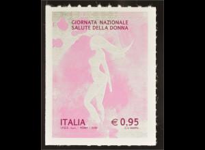 Italien Italy 2016 Michel Nr. 3903 Nationaler Tag der Frauengesundheit La Donna