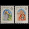 San Marino 2016 Neuheit Leichenüberführung Sankt Leone Religion Heilige Kirche