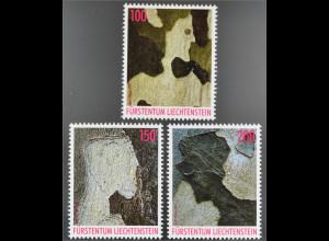 Liechtenstein 2016 Nr. 1828-30 Künstlerische Fotografie Erich Allgäuer Kunst