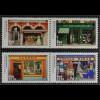 Irland Èire 2016 Nr. 2195-98 Irische Ladenfronten Tolle typische Ladenansichten