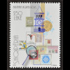 Albanien 2016 Michel Nr. 3526 Internationale Briefmarkenausstellung BALKANFILA